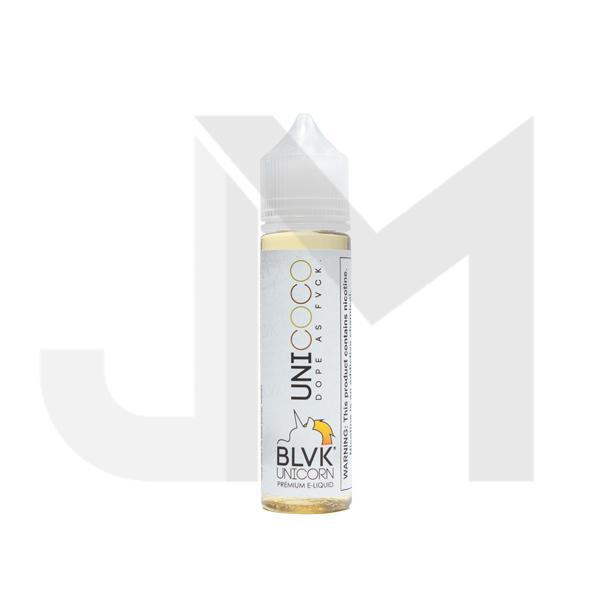 BLVK Unicorn Desserts 50ml Shortfill 0mg (70VG/30PG)