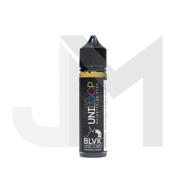 BLVK Unicorn Fruits 0mg 50ml Shortfill (70VG/30PG)