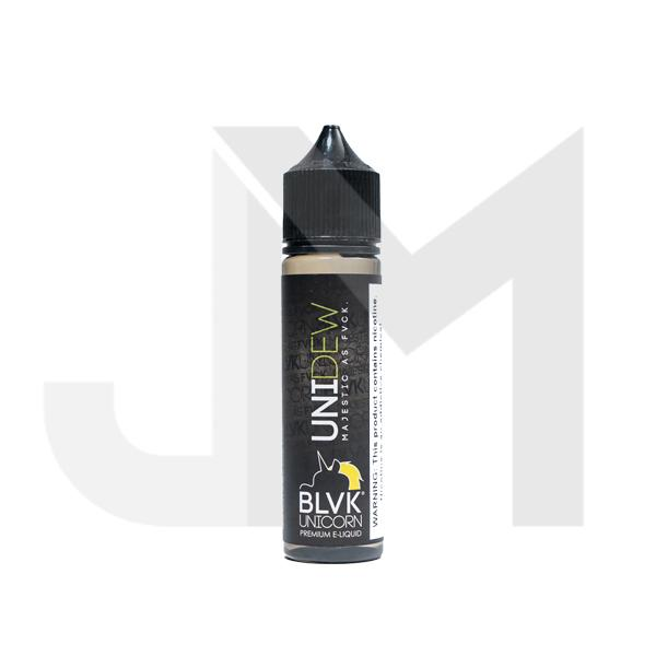 BLVK Unicorn Fruits 50ml Shortfill 0mg (70VG/30PG)