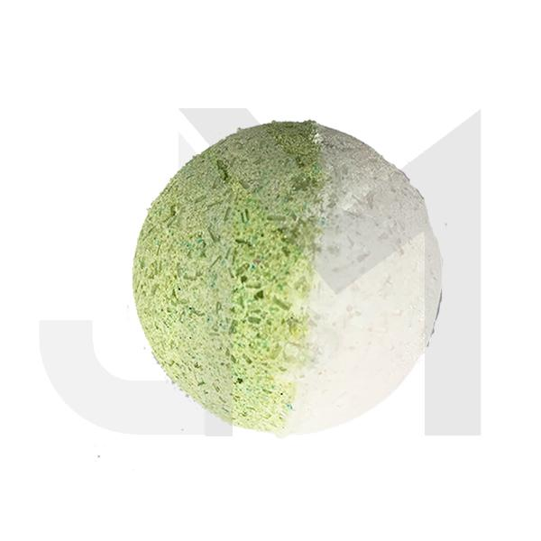CBD Leaf 100mg CBD Bath Bomb -  Relaxation