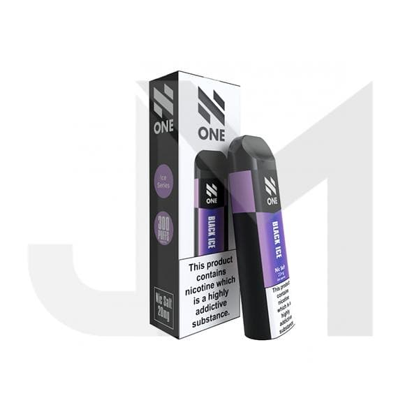 N One Disposable 20MG Nic Salt Vape Pod