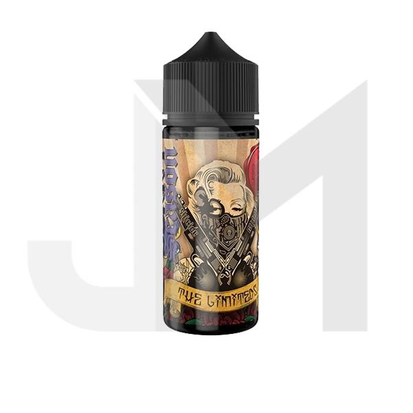 King's Crown by Suicide Bunny 100ml Shortfill 0mg (70VG/30PG)