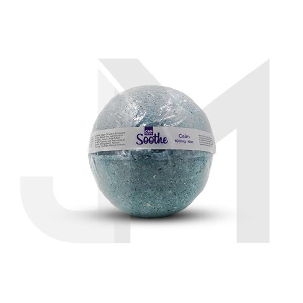 CBD Eaze Full Spectrum 100mg CBD Bath Bombs – Calm