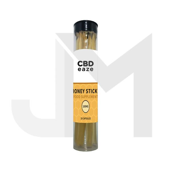 CBDeaze 100mg CBD Honey Sticks