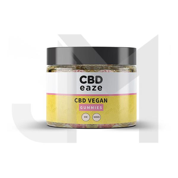 CBDeaze 300mg CBD Vegan Gummies