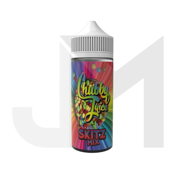 Chubby Juice 100ml Shortfill 0mg (70VG/30PG)