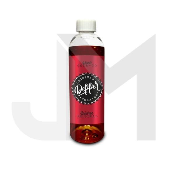 Depper Cola 0mg 200ml (70PG/30VG)