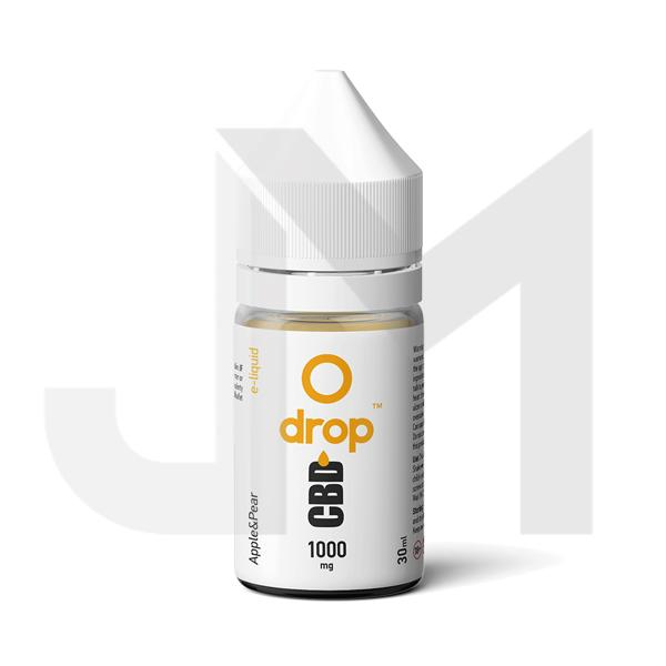 Drop CBD Flavoured E-Liquid 1000mg 30ml