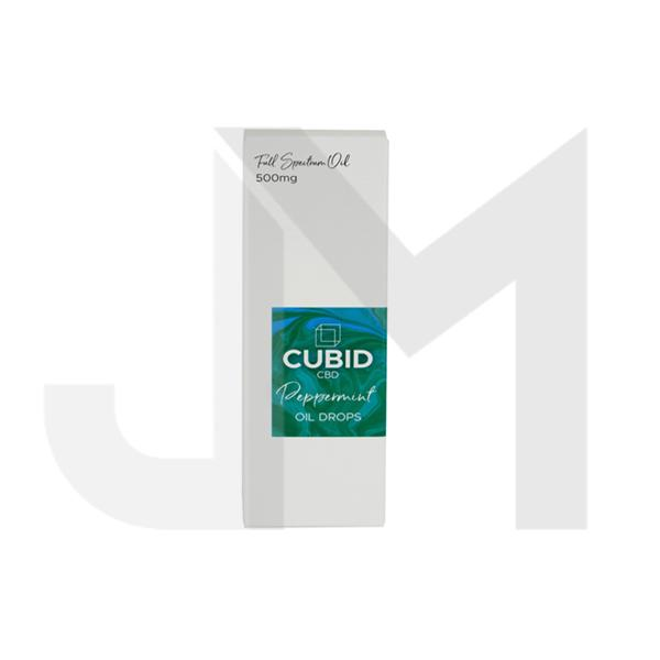 Cubid CBD 500mg 30ml Oil Drops