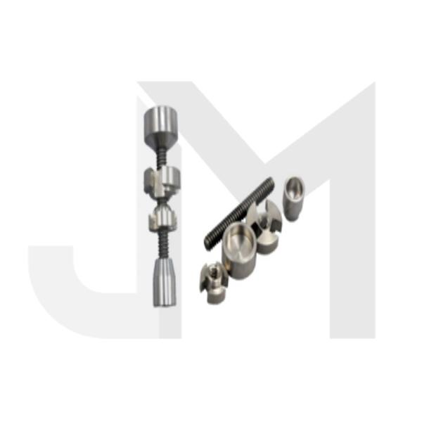 10 x Adjustable Titanium Concentrate Nail - GN050-MP94