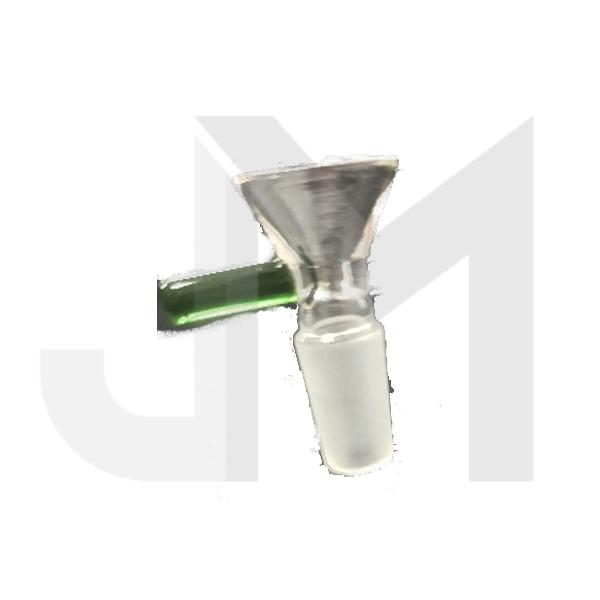 10 x Triangle Top Glass Bong Chillum - GP79-2