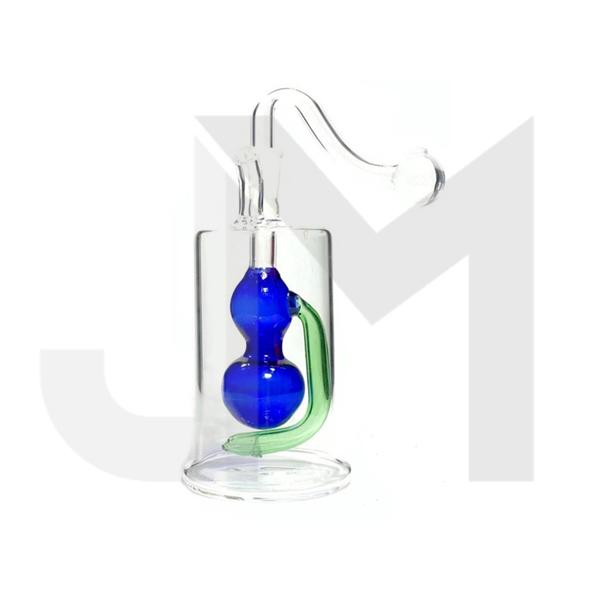 Stylish Glass Water Pipe - No 3