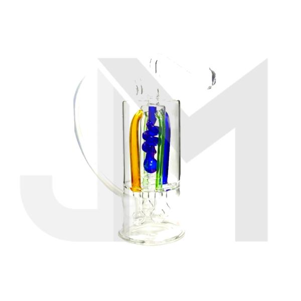 Stylish Glass Water Pipe - No 12