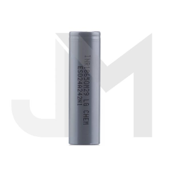 LG M29 18650  2850mAh Rechargeable Battery