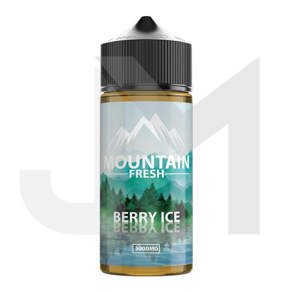 Mountain Fresh 3000mg CBD E-liquid 120ml (50VG/50PG)