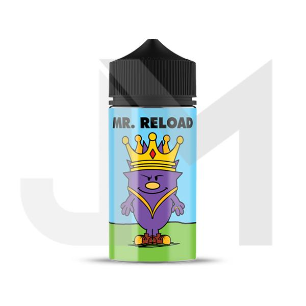 The Mr Range 0mg 100ml Shortfill (70VG/30PG)