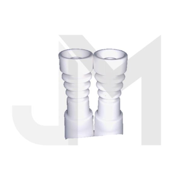 10 x Ceramic Dabbing Nail Filter Pipe - P44