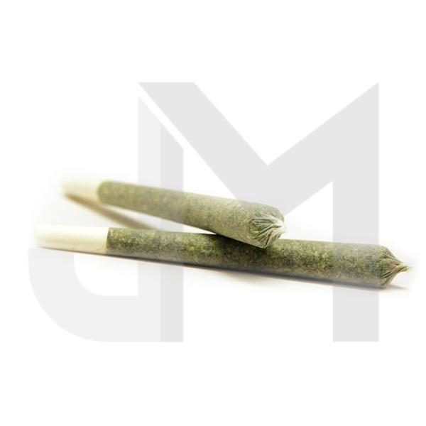 Pre-Rolled 1g Raspberry Haze CBD Flower (10%)