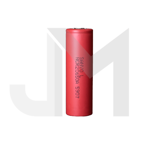Sanyo 20650 3000mAh Battery