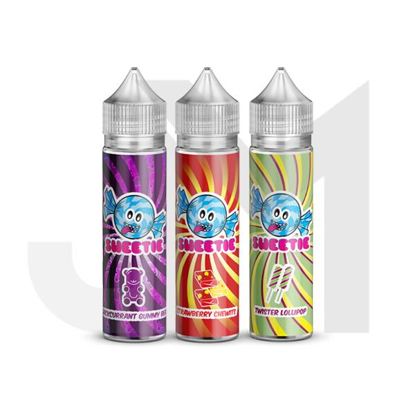Sweetie by Liqua Vape 50ml Shortfill 0mg (70VG/30PG)