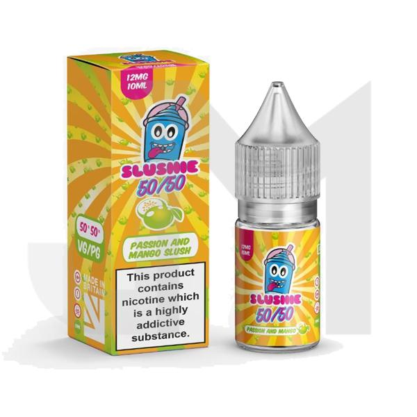 6mg Slushie by Liqua Vape 10ml (50VG/50PG)