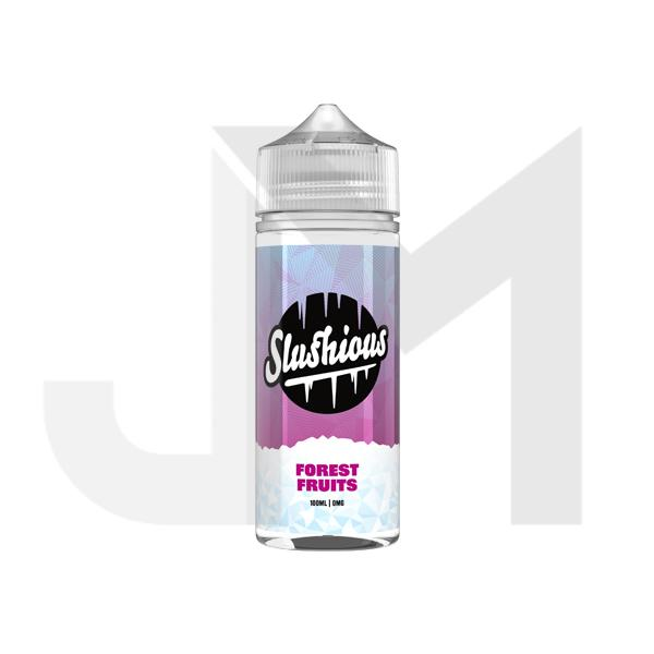 Slushious 100ml Shortfill 0mg (70VG/30PG)