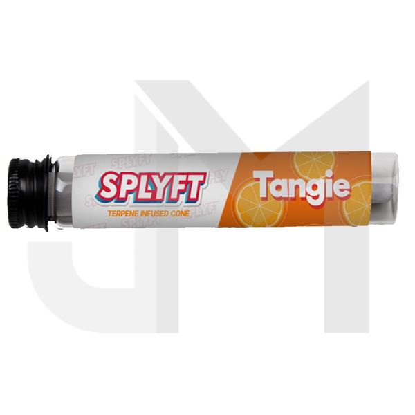SPLYFT Cannabis Terpene Infused Rolling Cones – Tangie