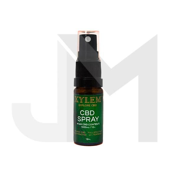 XYLEM Organic CBD Spray 1000MG 10ml