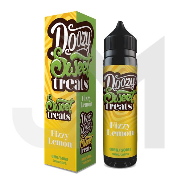 Sweet Treats 50ml Shortfill 0mg (70VG/30PG)
