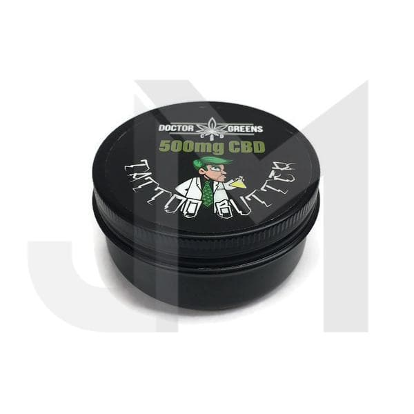 Doctor Green's Tattoo Butter 500mg CBD 50ml