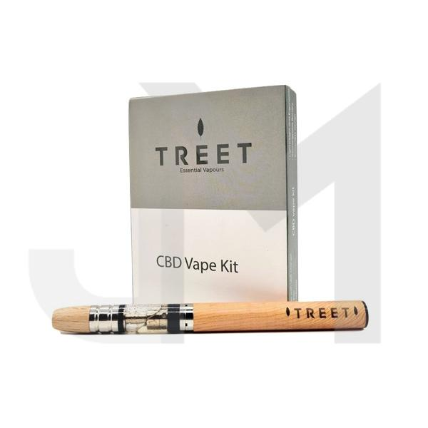 TREET 100mg CBD Vape Kit With Cartridge