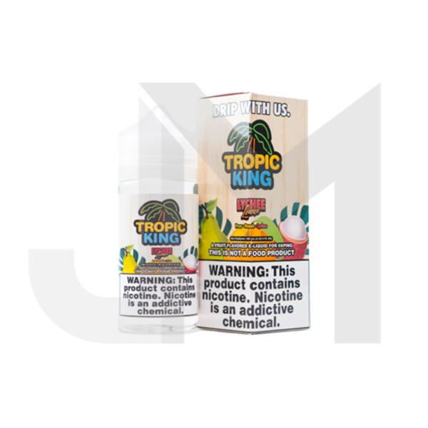 Tropic King 0mg 120ml Shortfill (70VG/30PG)