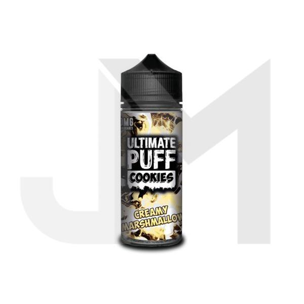 Ultimate Puff Cookies 0mg 100ml Shortfill (70VG/30PG)