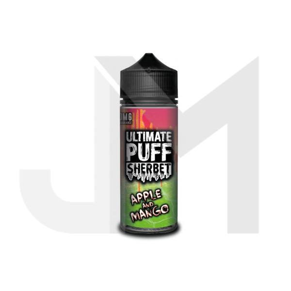 Ultimate Puff Sherbet 0mg 100ml Shortfill (70VG/30PG)