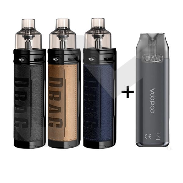 Voopoo Drag S & VMate Pod Kit - Limited Edition