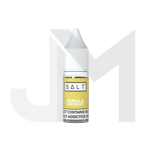 10MG SALT 10ML Flavoured Nic Salts