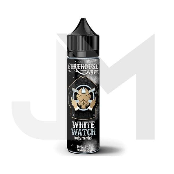 Firehouse Vape 0mg 50ml Shortfill (70VG/30PG)
