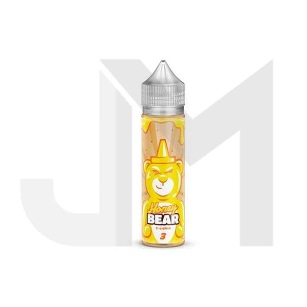 Honey Bear By Marina Vape 0mg 50ml Shortfill