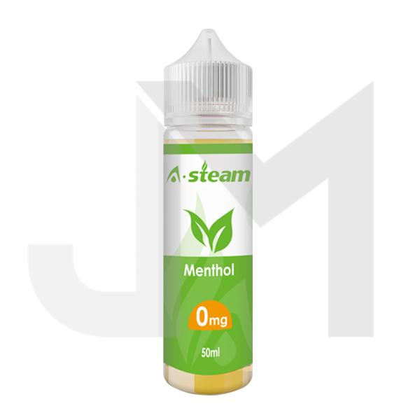 A-Steam 0mg 50ml Shortfill (50VG/50PG)