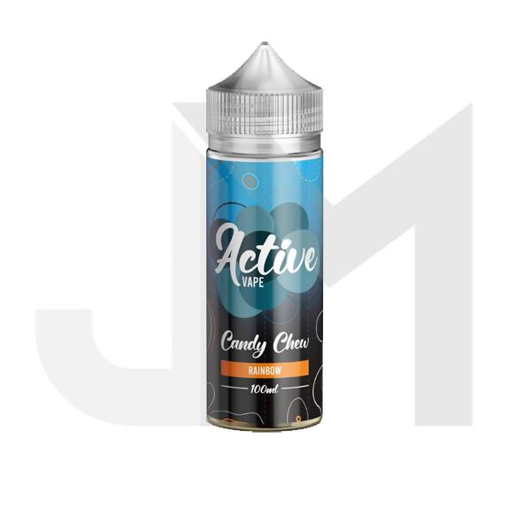 Active Vape by Ohm Boy 100ml Shorfill 0mg (70VG/30PG)