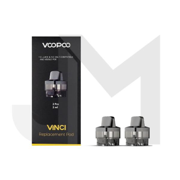 Voopoo Vinci Air Replacement Pods (No Coil Included)