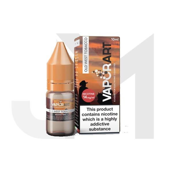 Vaporart 4mg 10ml E-Liquids
