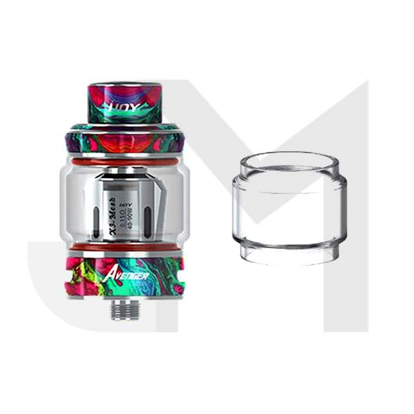 iJoy Avenger Tank 8ml Pyrex Bubble Glass