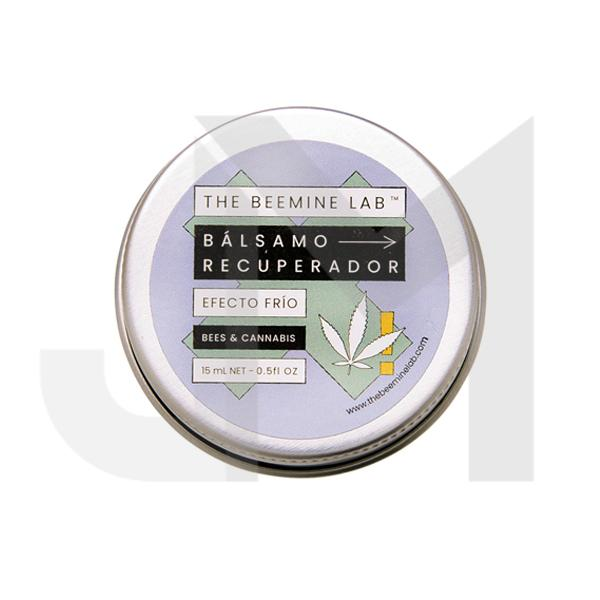 The Beemine Lab 200mg CBD Recovery Balm 15ml