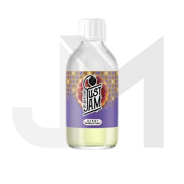 Just Jam - Berry Shortbread Cookie 200ml Shortfill 0mg (70VG/30PG)