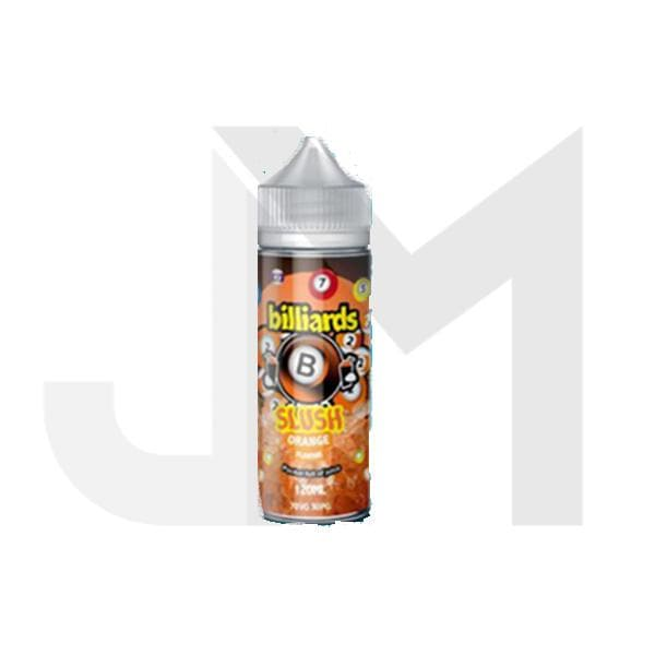 EXCLUSIVE OFFER!!! Billiards 0mg 100ml Shortfill (70VG/30PG)