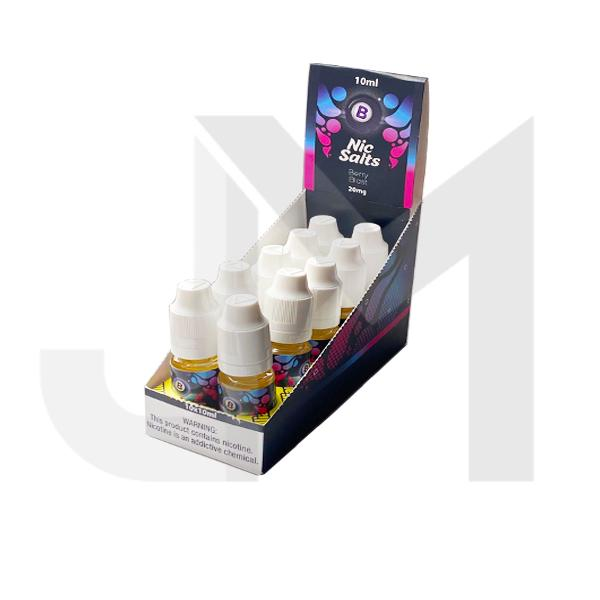 10mg Billiards 10ml Nic Salts (50VG/50PG)