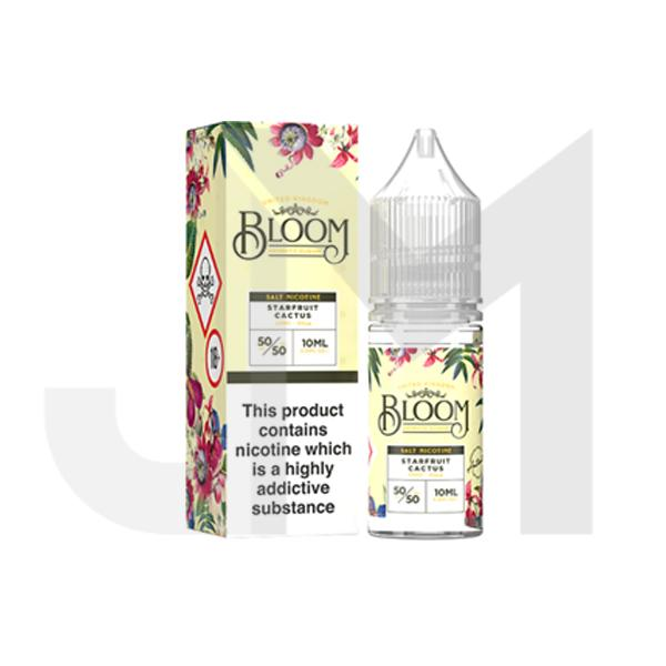 20mg Bloom Nic Salt 10ml (50VG/50PG)