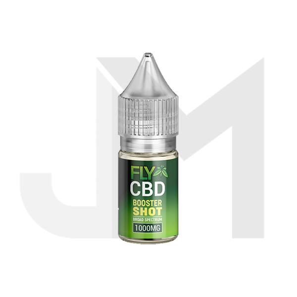 Fly CBD by Aztec 1000mg CBD Vape Booster 10ml