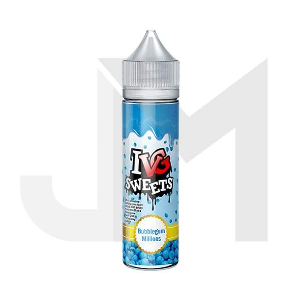 I VG Sweets 0mg 50ml Shortfill (70VG/30PG)